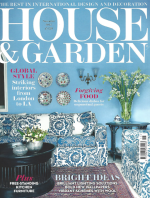 House Garden article 1115 cover
